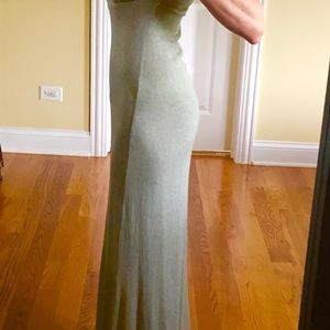 Freepeople maxi sexy dress. Worn once for the pics